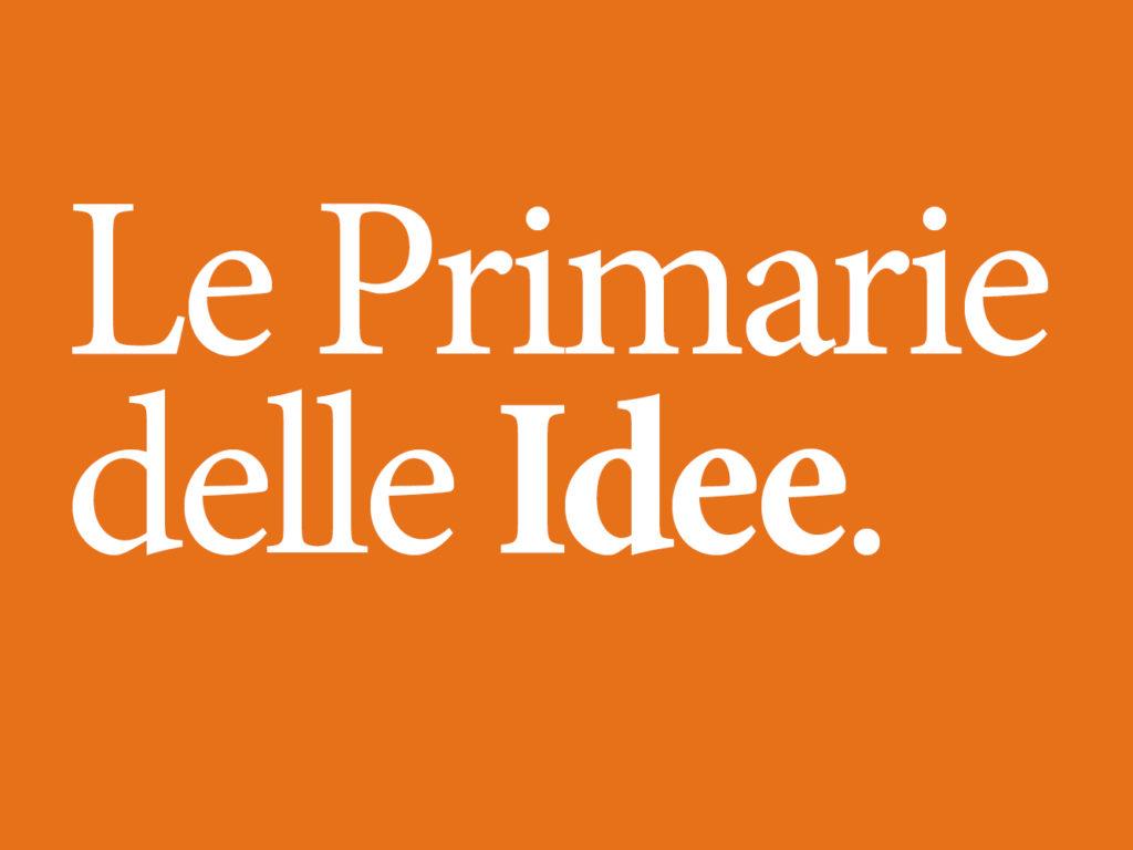 video primarie delle idee 10 ottobre