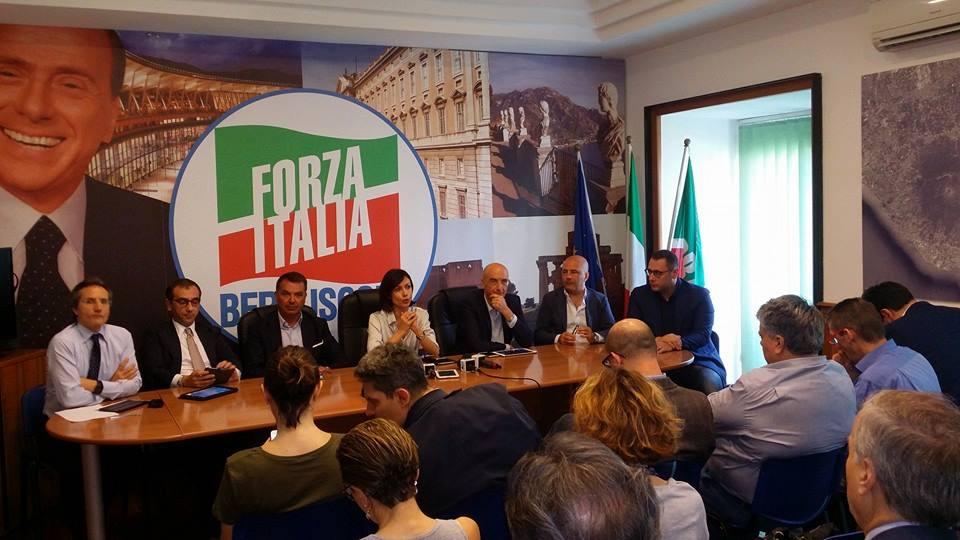 forza italia campania