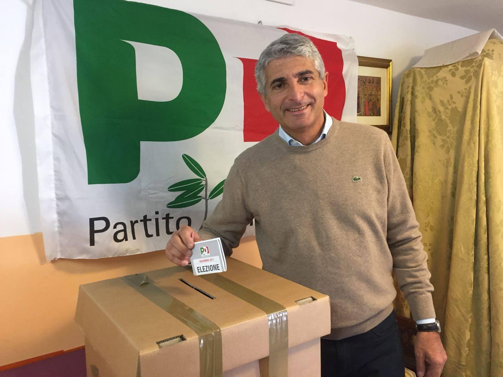 Massimo Costa, segretario napoletano del Pd
